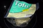 Tofu in a bag