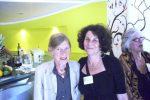Katie Stewart and Elisabeth Winkler