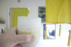Tofu smoothie