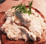 hummus-on-toast
