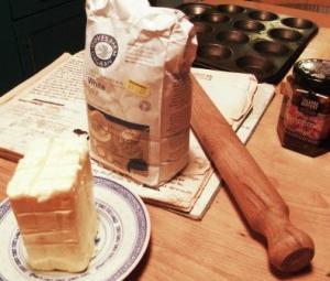 making-organic-mince-pies