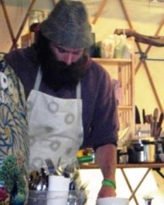 Richard, Lost Horizons kitchen chef