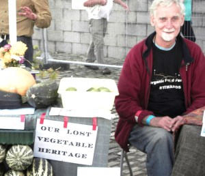 James Bond, Avon Organic Group at The Source stall