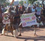 Durban GMO protest