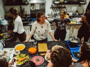 Majeda shares Syrian cuisine with Migrateful