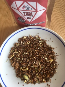 Hot Earth masala spiced reddish tea Chai Ruby